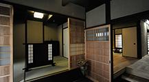 Jhokyo-den Nishi-no-tai (West house)