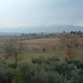 ウンブリア地方のGiano dellUmbria