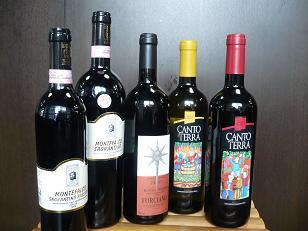 オリーブオイルとワインのおいしい関係