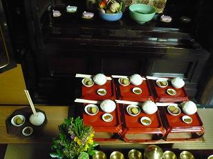山中油店のお盆(その4)〜精進料理