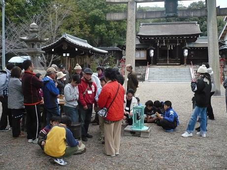 大山崎町えごまプロジェクト2010