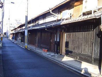 町家改修ニュース2012.1.12
