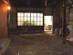 町家改修ニュース2012.1.16
