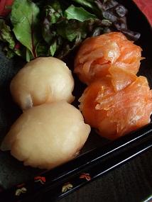 洋風手まり寿司の作り方